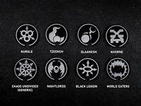 Necromunda Underhive Compatible Sci-Fi Template Set LASERFORGE