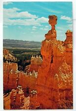 Queen's Castle, Bryce Canyon, National Park, UtahPostcard C