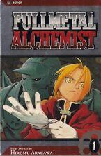 FULLMETAL ALCHEMIST #1 MANGA VIZ