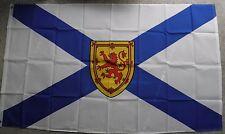 CANADA NOVA SCOTIA POLYESTER INTERNATIONAL COUNTRY FLAG 3 X 5 FEET