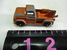 TOOTSIE TOY TOW TRUCK