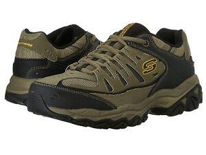 Man's Sneakers & Athletic Shoes SKECHERS Afterburn M. Fit