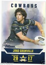 2017 NRL Traders Parallel Special (PS084) Jake GRANVILLE Cowboys