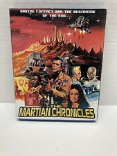 2 DISC RARE THE MARTIAN CHRONICLES BLU-RAY HD ROCK HUDSON Newly Mastered Sci-Fi