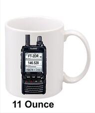 Yaesu FT-2DR HT Amateur Radio Coffee Mug. 11oz. Nice gift for Hams!