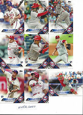 2016 Topps Full Philadelphia Phillies Team Set Franco Joseph Aaron Nola RC 28