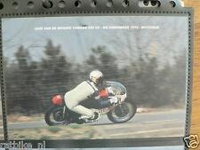 S0417-PHOTO-ADRI VAN DE BROEKE YAMAHA 250 CC HILVARENBEEK 1974  9 ZEELANDS ROEM