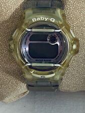Ladies Baby-G Casio 3252 BG-169R Watch Water Resistant 200m