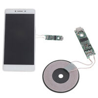 5W Qi wireless charger transmitter module for micro USB cell phone fastchargi FT