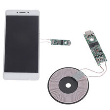 New listing 5W Qi wireless charger transmitter module for micro Usb cell phone fast char Nmh