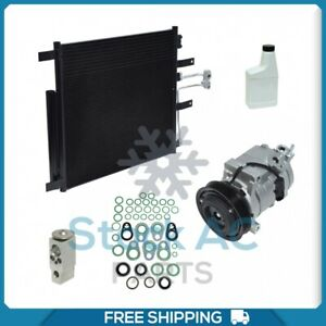 A/C Kit for Dodge Ram, Ram 4000 / Ram 1500, 2500, 3500, 4000 QU