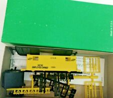 Ho scale Bowser Englishes Model Chicago Northwestern Steel Caboose Kit