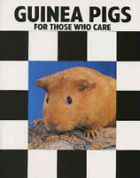 (Good)-Guinea Pigs for Those Who Care (Paperback)-Barrie, Anmarie-0793813859