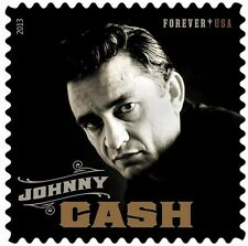 2013 46c Johnny Cash, American singer-songwriter Scott 4789 Mint F/VF NH
