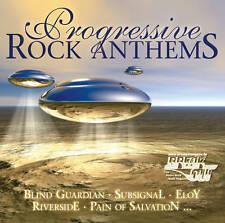 CD ROCK PROGRESIVO Anthems volumen 1 de Various Artistas 2cds