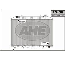cooler radiator Nissan Serena 2.3D AHE 120.082