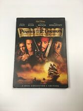 Pirates Of The Caribbean 2-Disc Collector's Edition DVD