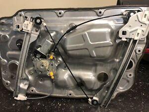 03-09 NISSAN 350Z DRIVER SIDE WINDOW MOTOR AND REGULATOR ASSEMBLY OEM 202339N