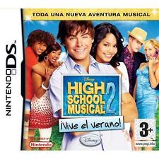 Juego Nintendo DS High School musical vive el verano NDS 2144229