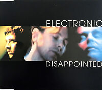 Electronic ‎Maxi CD Disappointed - Germany (M/EX)