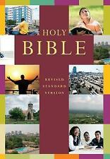 RSV Popular Illustrated Holy Bible by British & Foreign Bible Society (Hardback)
