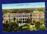 VINTAGE POSTCARD SKYLINE PANORAMIC MERCY HOSPITAL LAREDO TEXAS