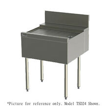 Perlick Tsd22 22&quot; Underbar Drainboard With Embossed Top< 00006000 /a>