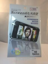 Brand New Sealed - Screen Protector - For Sony Xperia S - LT36i