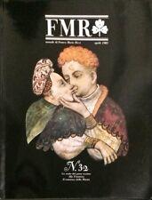FMR Mensile d'Arte di Cultura e d'Immagine n° 32 Aprile 1985 - FMR/ARTE'