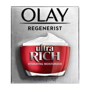 Olay Regenerist Ultra Rich Hydrating Moisturizer - 1.7oz