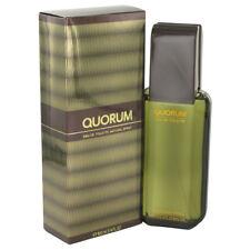 QUORUM By ANTONIO PUIG 3.4 oz / 100ml Eau De Toilette Spray Men Perfume Cologne