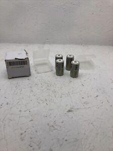 EBL 5000 mAH, Size C Batteries, 4 Batteries