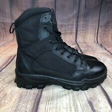 "5.11 Fast Tac 6"" Military & Tactical Boots Men Size 8 Combat Boots NEW"