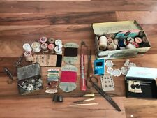 Collection Of Vintage Sewing Items
