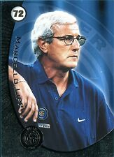 Figurina INTER CARDS 2000 DS n. 72 MARCELLO LIPPI