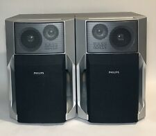 Philips Stereo Speakers with Bass Reflex FWB-C280/17