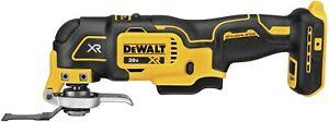 NEW DEWALT 20V Max XR Cordless 3 Speed Multitool Model# DCS356  Bare Tool