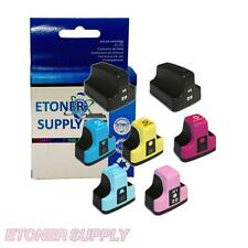 Combo Pack 7 Printer ink Cartridge set for HP 02 02 PhotoSmart C7280 3210 6180