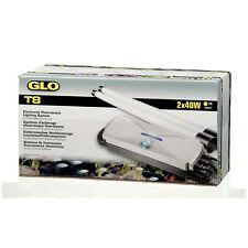HAGEN Glo T8 Double Tube Light Starter Unit 40w