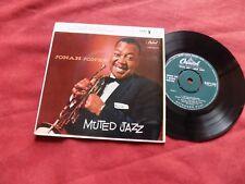 "JONAH JONES Muted jazz 7"" EP POP JAZZ"
