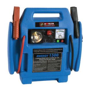 Awelco avviatore portatile per batteria auto Jump starter 1600 da 12V