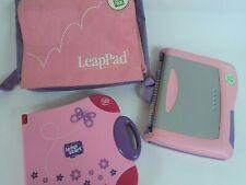 Leapfrog LeapPad & LeapStart with Books, Cartridges & Carry Bag