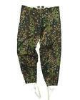 Armed Forces M44 Erbsentarn Pants Drillich Uniform Size 56 Field Trouser Pea Dot