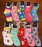 Happy Easter Theme Women's Crew Socks Size 9-11 NWT