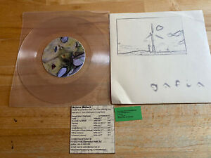 "GAFIA - SECRET SAFARI live 8"" lathe cut ~NZ drone /noise FEW IN EXISTENCE"