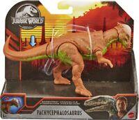 Jurassic World Toys Savage Strike PACHYCEPHALOSAURUS 2020 Dino Rivals NEW Mattel