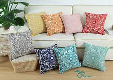 45x45cm Diamond Geometry Print Cushion Covers Throw Pillows Shell Home Car Decor