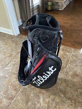 New listing Titleist Jet Black Premium Stand bag