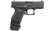 Glock 43 Plus 4 Fab Defense  Magazine Extension adds 4 rounds New Model 43-10