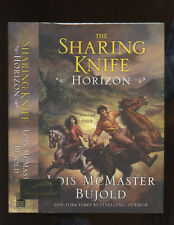 Bujold, Lois McMaster: The Sharing Knife: Horizon Vol 4 **Signed** HB/DJ 1st/1st